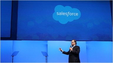 Salesforce just spent another $3 million to close its pay gap
