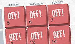 The 4-day workweek is real ... for employees at these companies