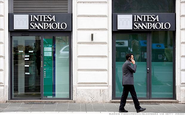 How a big Italian bank was slammed by a hoax