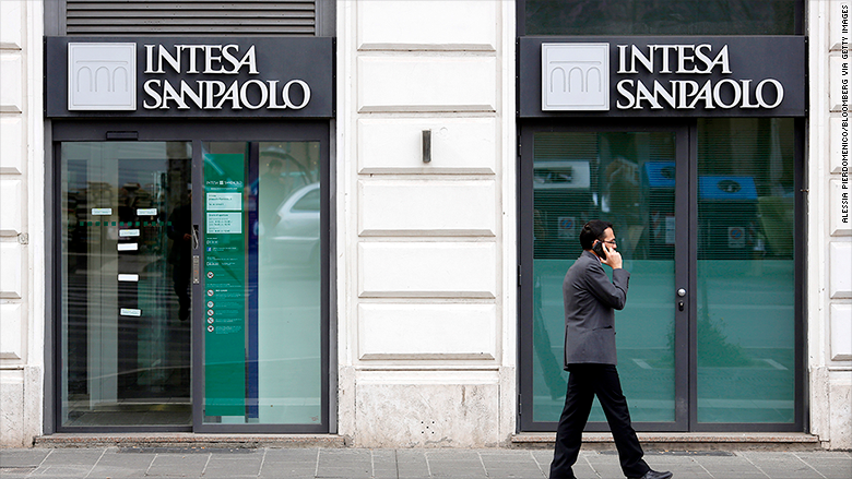How a big Italian bank was slammed by a hoax