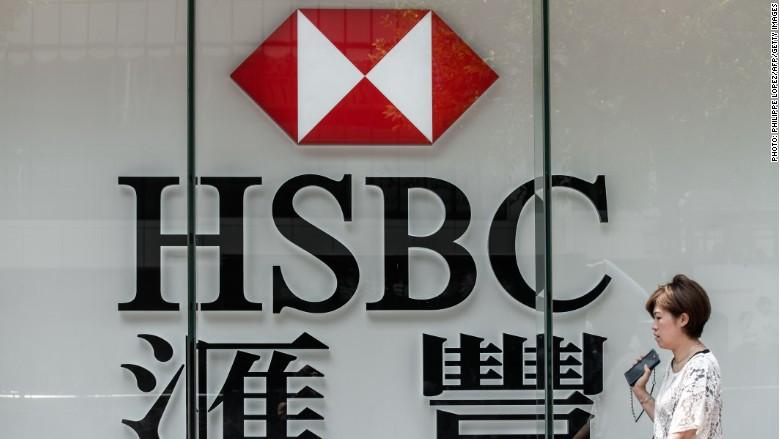 HSBC suffers loss of more than $4 billion