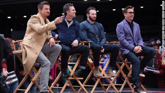'Avengers' sequel hauls in $201 million outside U.S.