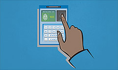 Why India is biometrically tracking its government bureaucrats