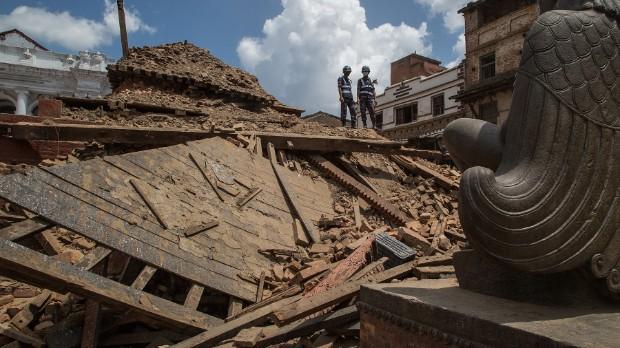 Nepal earthquake aid: Who's sending what
