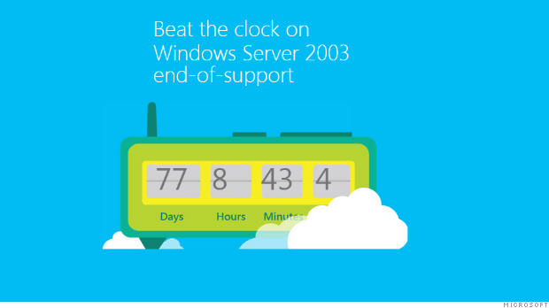 The Microsoft Windows Server rapture is coming