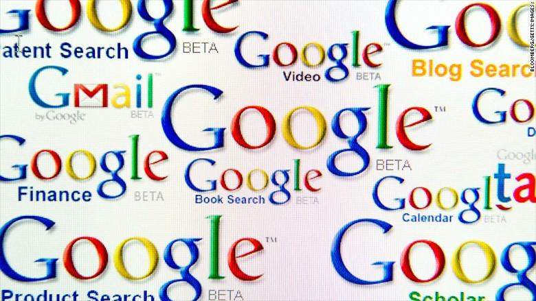 google inc logos