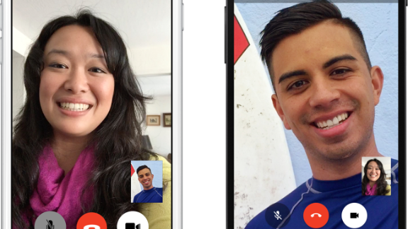 facebook messenger video call mobile