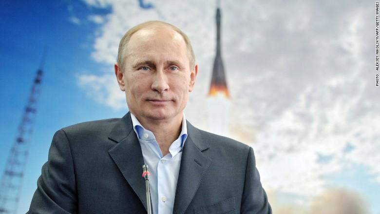 putin space rocket