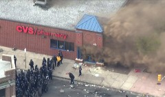 CVS: 5 Baltimore stores remain closed, two with 'heavy damage'
