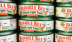 Bumble Bee charged in gruesome worker oven death