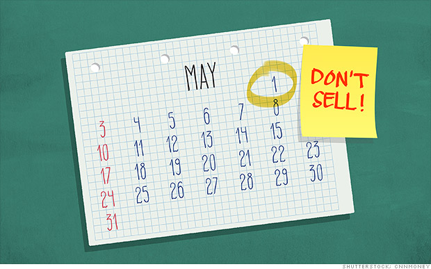 Sell in May and go away? 3 charts show that's dumb