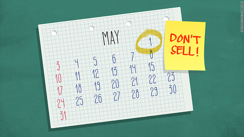Did you sell in May and go away? Oops!