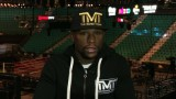 Mayweather on domestic abuse record