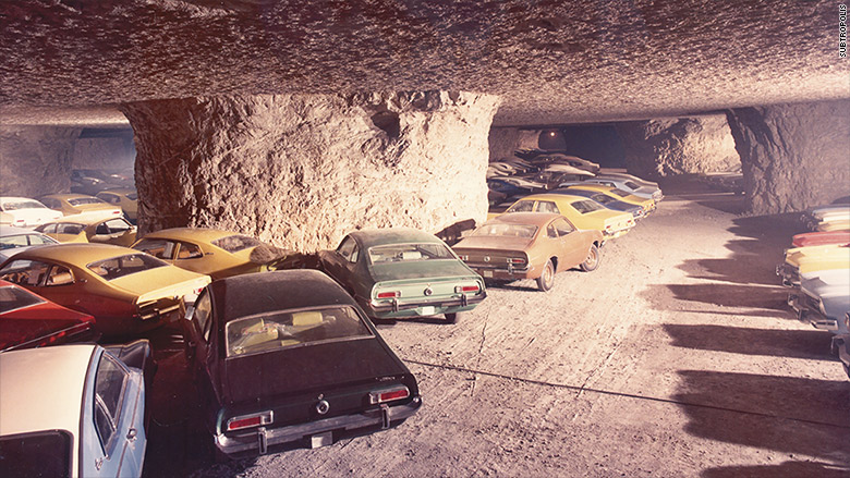 limestone space cars