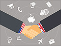 U.S. and UK: Best business buddies?