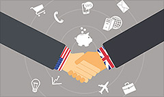U.S. and UK: Best business buddies?