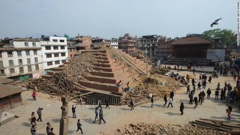 Nepali quake survivor raises $57,000 online