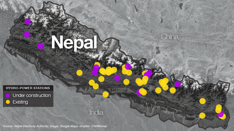Nepal india water resources cooperation a critical