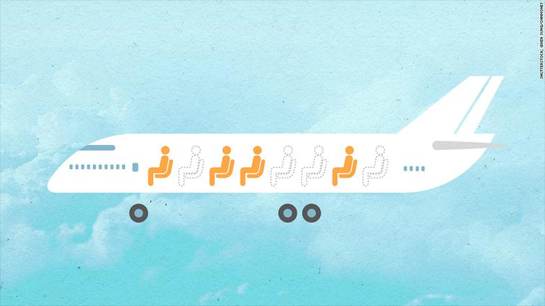 half full planes