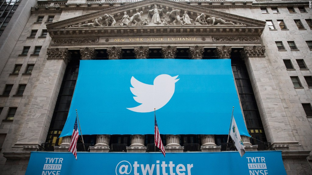 Twitter earnings leaked early
