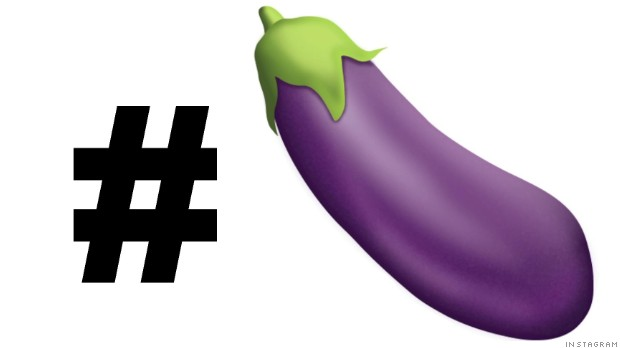 Instagram blocks 'offensive' eggplant emoji hashtag - Apr ...