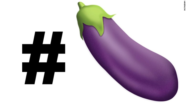 eggplant emoticon - photo #7