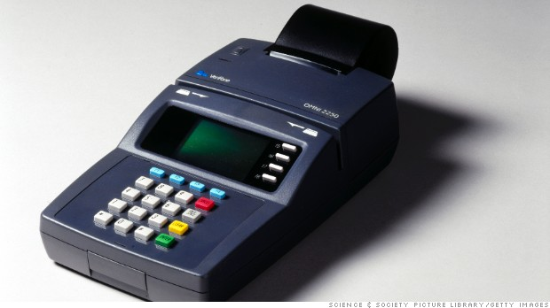 This code hacks nearly every credit card machine in the ...