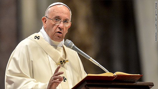 Pope Francis: The media is too obsessed with scandal