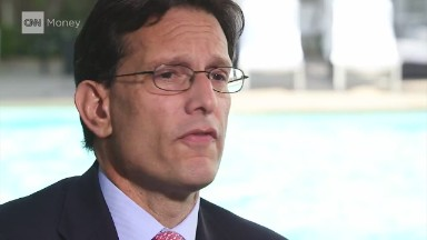 Eric Cantor on Baltimore: Lawlessness is not the answer