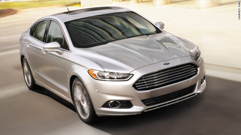 Two recalls in last week for 14 Ford Fusion  Apr 30 2015
