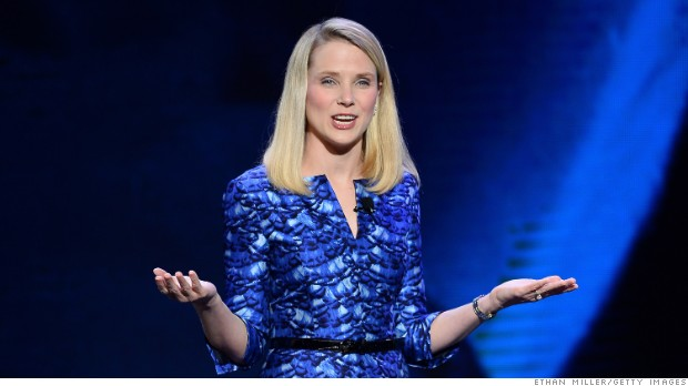 Yahoo's Marissa Mayer could get $55 million severance package