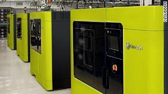 cloudDDM ups 3D printing