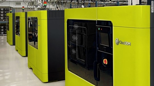 How 3D printers could change manufacturing