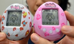 Tamagotchi now lives in your watch