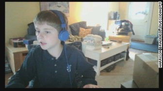 11 year old coder live stream