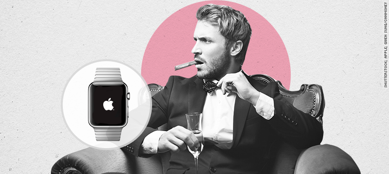 iwatch owners rich man