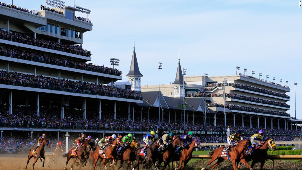 The Kentucky Derby for beginners