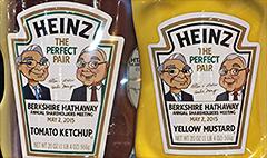 More cheese and ketchup! Buffett's Kraft Heinz stake worth $24B