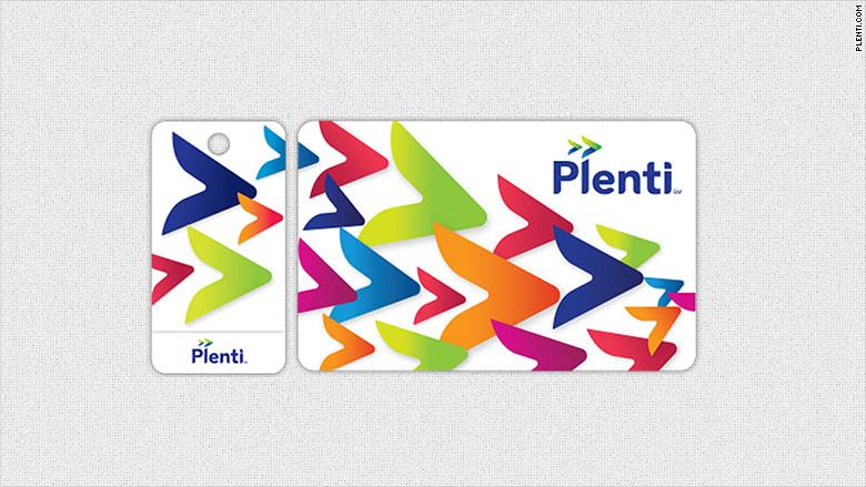 plenti card