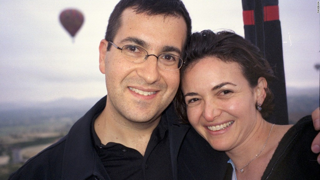 David Goldberg's funeral to be held Tuesday