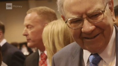 Warren Buffett is my boss