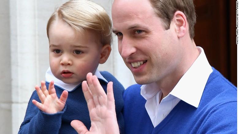 prince william george
