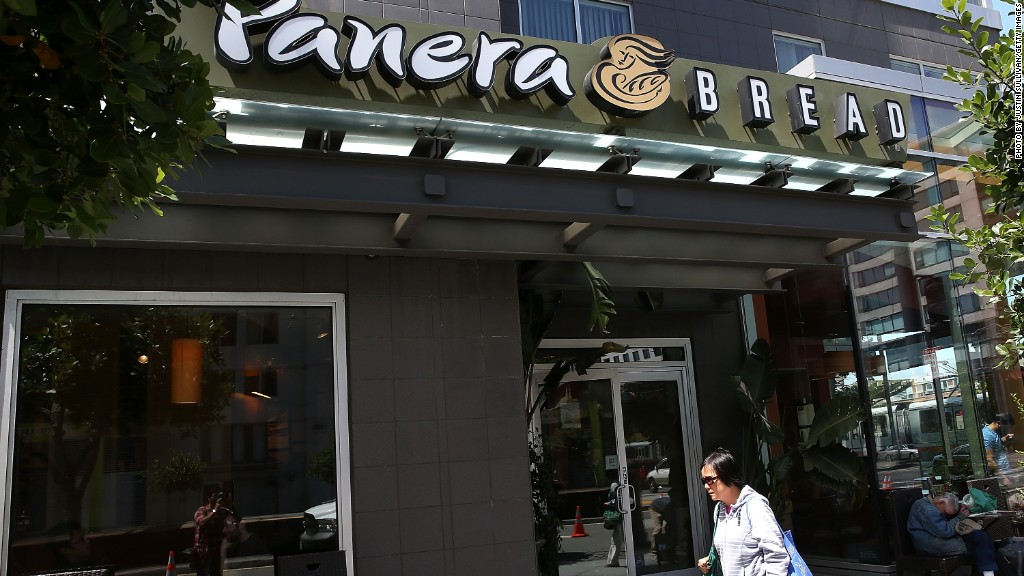 Panera CEO: There are no U.S. food standards