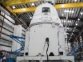 SpaceX Dragon passenger capsule due to get key test