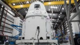 SpaceX Dragon capsule passes key test