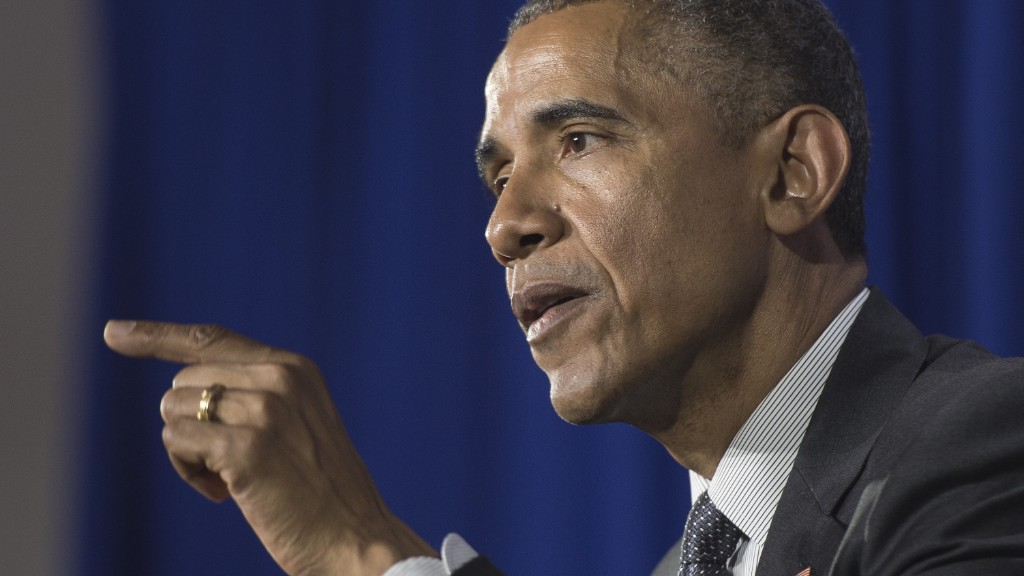 Obama: 'Opportunity gaps' hurt America