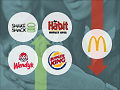 McOuch! Appetite grows for other burger chains