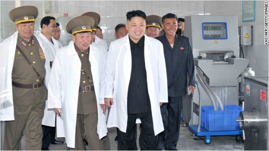 North Korea touts consumer brands