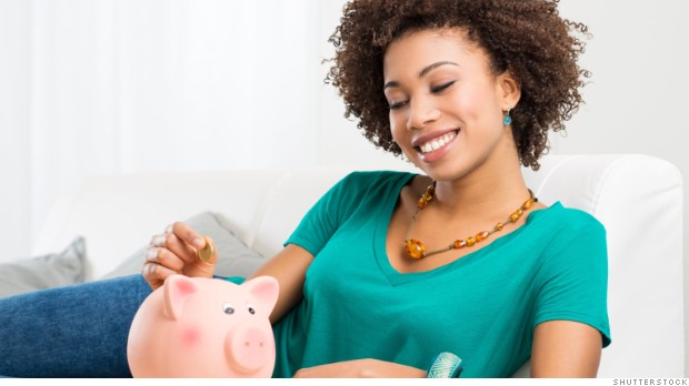 Most twenty-somethings are actually saving for retirement