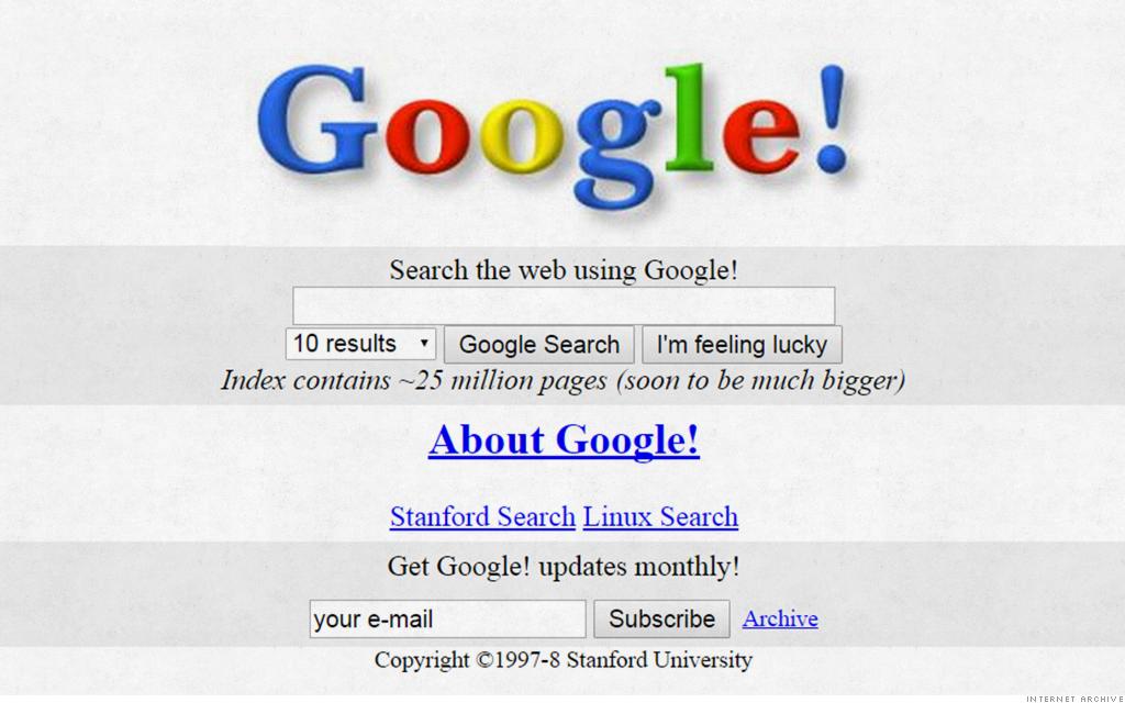 old website google